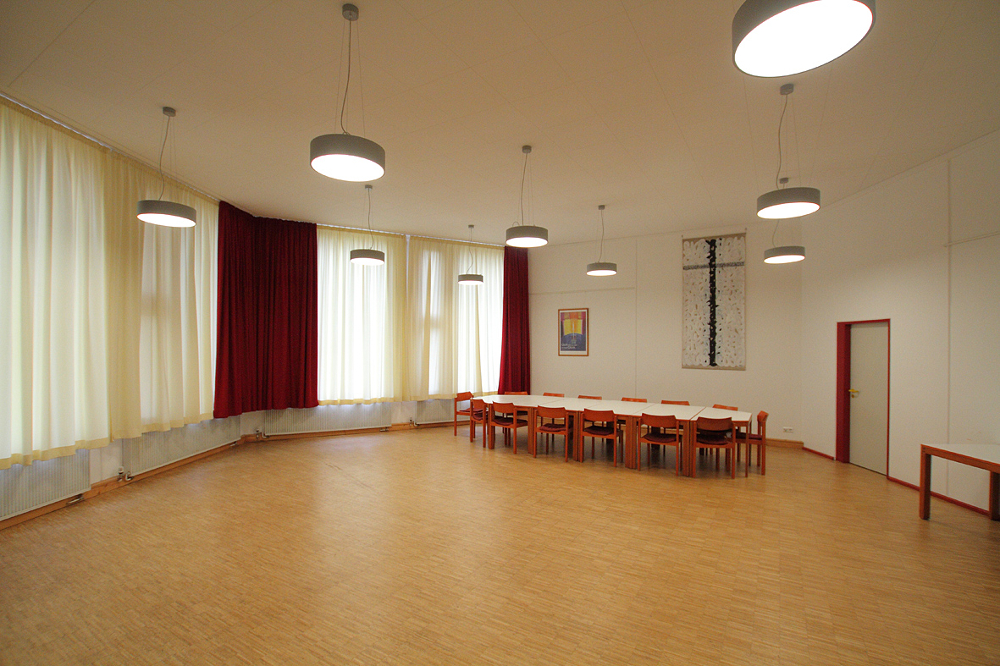 March Saal Gemeindezentrum
